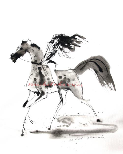 Intuition-HorseFashionfalls-elegantriderToronto-Glaourousrider-Eléganceequestre-belledresseuse-étalondresseuse