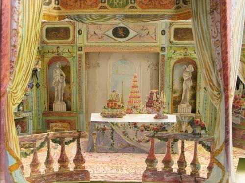 aquarelles d'interieurs-Michel Charrier-
