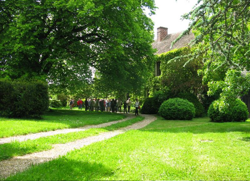Visite Commanderie de Chanu Eure-Eure Tourisme visitez l'Abbaye des Templiers de Chanu Eure Individuels groupesIMG